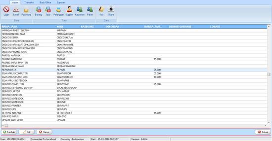 software toko master barang