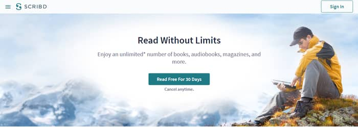 Cara Download Scribd Gratis 1