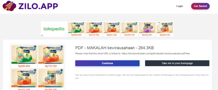 hasil donwload file scribd