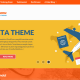 wizata theme template travel wordpress